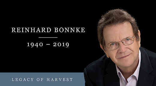 Legacy of Harvest – Reinhard Bonnke 1940 – 2019